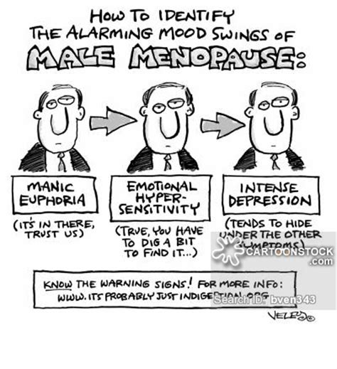 what causes mood swings in males mood swings cartoons and comics funny pictures from