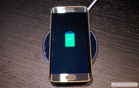 Samsung S6 Wireless Charger samsung galaxy s6 review
