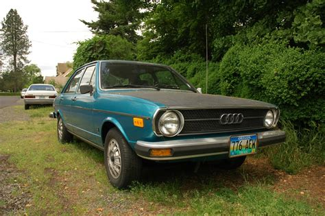Audi Old Cars by Old Parked Cars 1975 Audi Fox