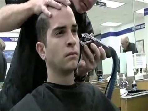 military barber shop haircuts friends don t let friends have hair basic training
