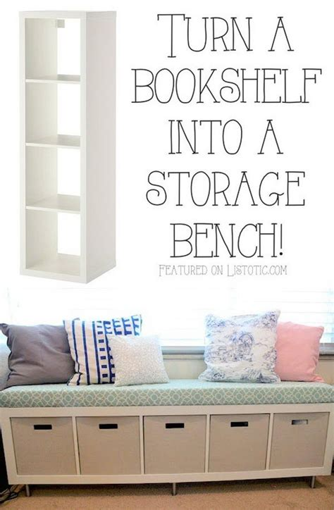 ikea expedit bookcase bench best 25 kallax hack ideas on pinterest ikea kallax hack