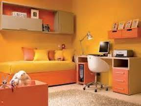 Bedroom Color Ideas Orange Small Bedroom Paint Colors Home Design
