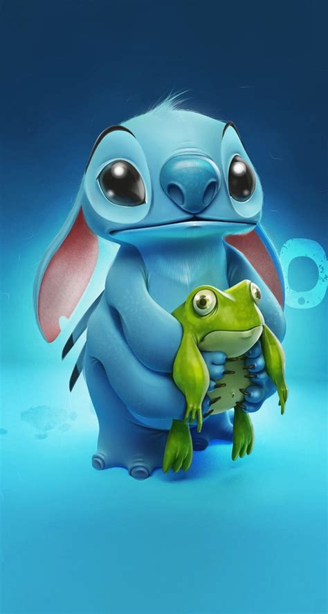 Lilo Stitch Ohana Iphone Dan Semua Hp frog lilo and stitch picture wallpaper iphone 6 image 3083687 by bobbym on favim