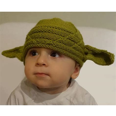 knit yoda hat pattern yoda hat knitting pattern the crafty jackalope