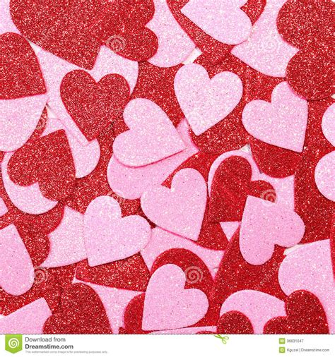 glitter valentine wallpaper glitter red and pink hearts background valentines day