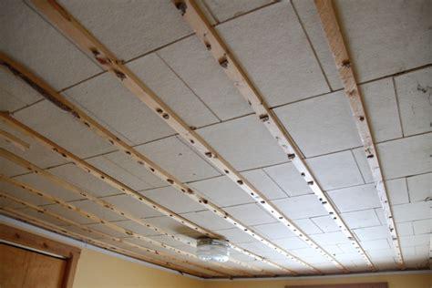 Furring Strips Ceiling by Homeandawaywithlisa