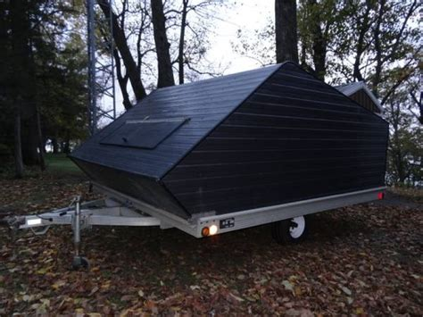 sled bed trailer arctic cat snowmobiles 2 and sled bed trailer for sale