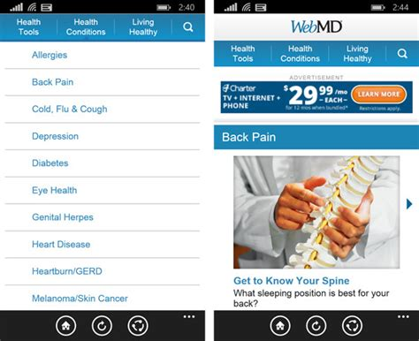Keeping tabs on your health with WebMD app (unofficial ... Webmd Website Physician Directory