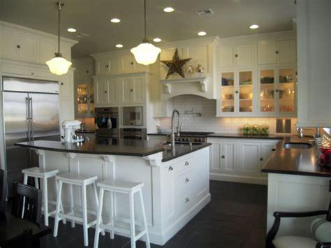 breakfast bar tops source hgtv floor to ceiling white shaker kitchen