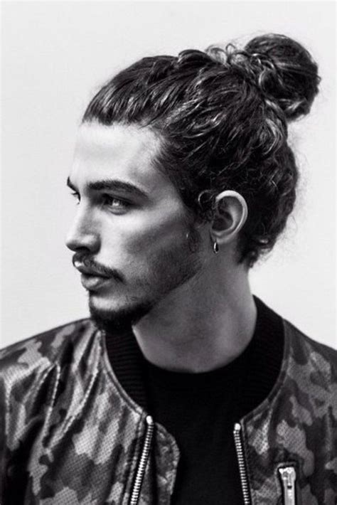 instagram hairstyles man the most glorious man buns on instagram man bun chris