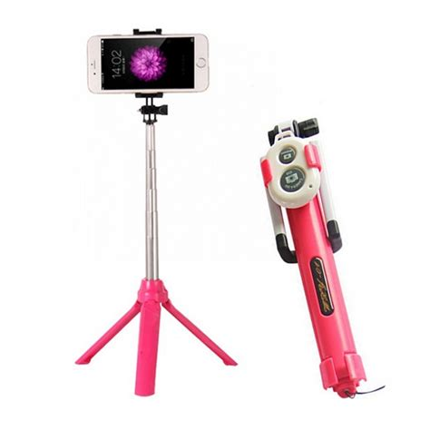 Tongsis Bluetooth For Android tongsis lipat wxy 01 tripod tomsis bluetooth 3 in 1