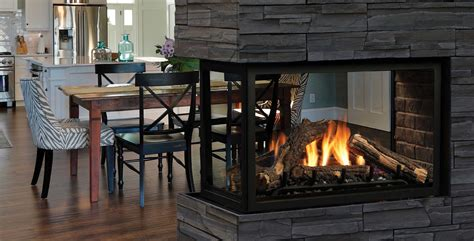 Fireplace Peninsula by Gas Fireplaces Gas Inserts Gas Stoves Harding The Fireplace