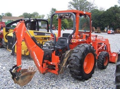 kubota tractor     operators