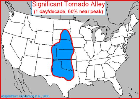 tornado alley texas map tornadoes strike again how do they work the why files