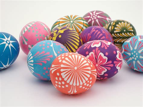 Decorative Easter Eggs | 30 creative and creative easter egg decorating ideas
