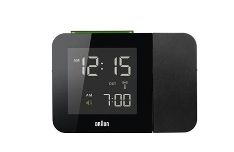 digital tilt projection alarm clock   nice companion
