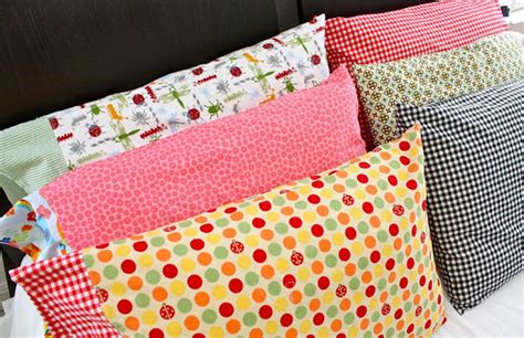 pillow casses 15 easy sewing projects for tweens and