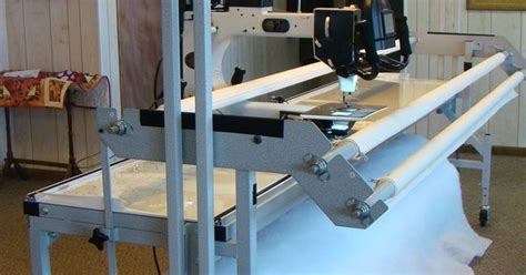 Gammill Arm Quilting Machine by Gammill Arm Quilting Machine The Fanatic Quilter