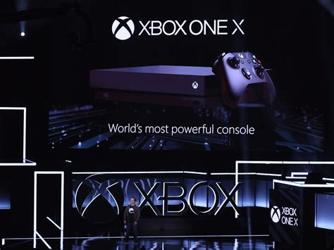 new xbox one console xbox one x everything we about microsoft s new