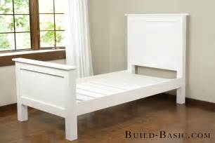 how to make a mattress build a diy twin bed build basic