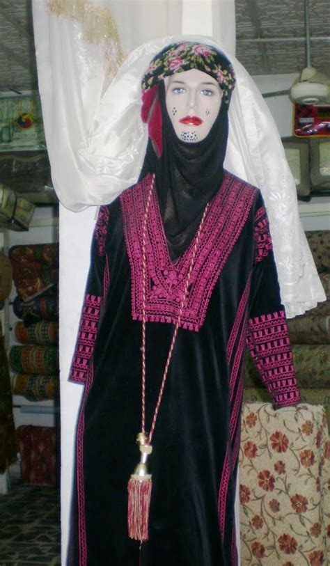 Costum Muslim Niken panoramio photo of jordanian traditional dress ramtha