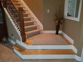 carpet stairs to wood creative railing stairs and kitchen design tips before install carpet