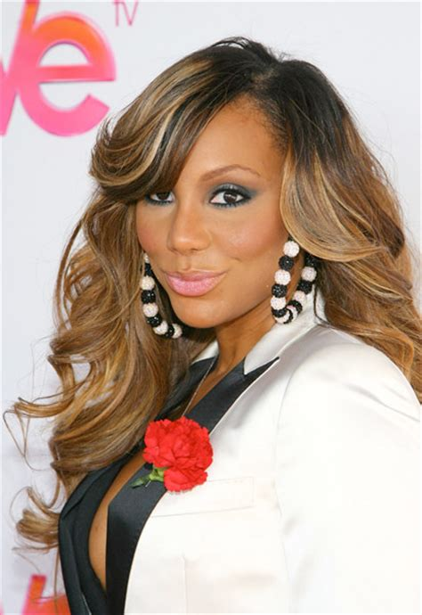 tamar braxton likens red fro to ronald mcdonald on