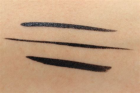 Eyeliner Marc marc magic marc er precision pen eyeliner in 10 blacquer review swatches