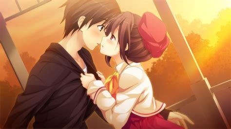 girl kiss themes wallpaper anime manga japan cartoon comic awesome 95