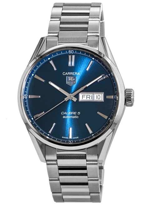 tag heuer carrera calibre 5 war201e ba0723 relojes exclusivos tag heuer war201e ba0723 carrera calibre 5 day date men s