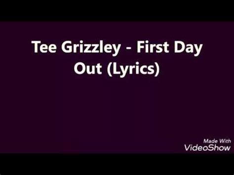 lyrics mp3 5 70 mb grizzley day out lyrics mp3