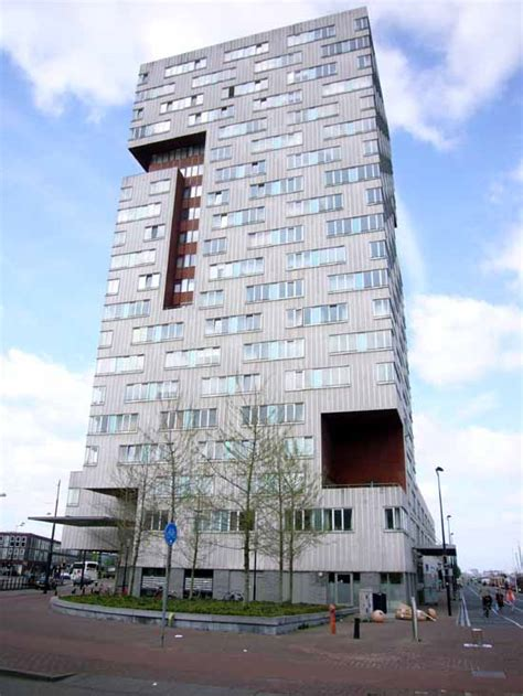 Online Building Design Neutelings Riedijk Architects Rotterdam E Architect