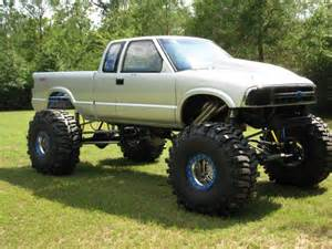Chevrolet In Louisiana 1996 Chevy S 10 Mud Truck Truck For Sale In Outside