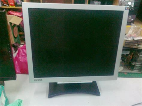 Monitor Benq 19 Inch benq fp91g 19 inch lcd monitor 260911 johor end time 4