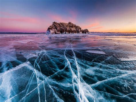 lake baikal image russia national geographic photo of