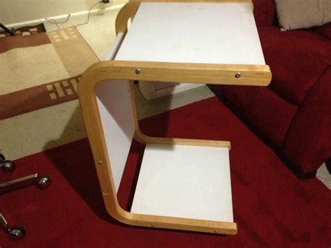 ikea bed tray ikea over bed table wheels food serving laptop paper