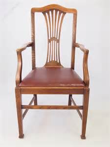 Edwardian Dining Chairs Set 4 Edwardian Oak Dining Chairs Antiques Atlas