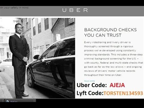 Lyft Background Check Time Failing An Uber Or Lyft Background Check Is Not The End Of