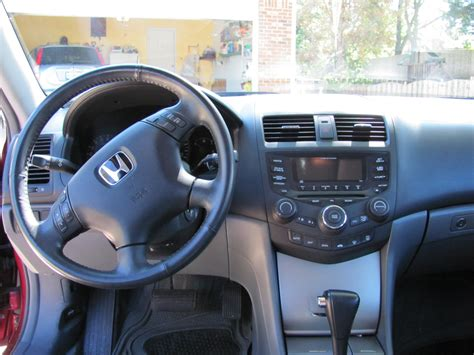 Honda Accord Ex Interior by Picture Of 2005 Honda Accord Ex V6 Interior