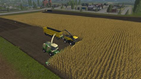 Simple Ls by Hobbs Goldcrest Valley V1 2 Farming Simulator 2017 Mods