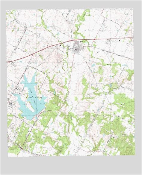 manor texas map manor tx topographic map topoquest