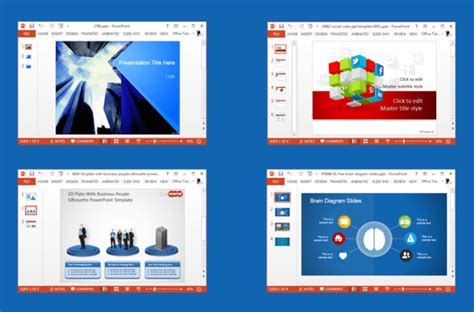 Best Websites With Cool Free Powerpoint Templates Best Site For Powerpoint Templates