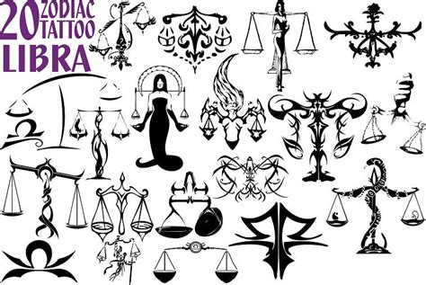 libra tribal tattoos ideas for women best tattoo pictures