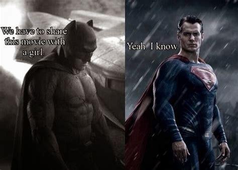 Superman And Batman Memes - feeling meme ish batman and superman movies