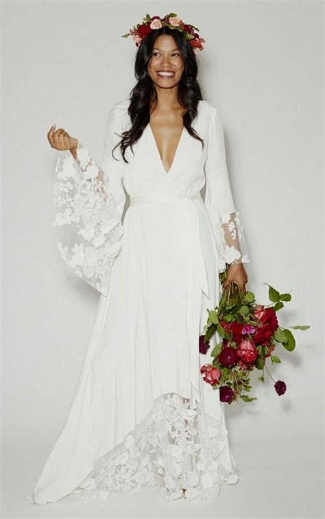 Hippie Wedding Dresses by Hippie Wedding Dress Naf Dresses