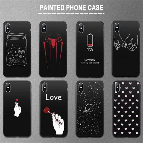 moskado king queen crown phone case  iphone xr xs max       case fashion silicone
