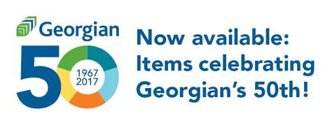 Georgian College Letterhead welcome georgian stores