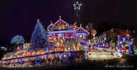 north vancouver christmas lights christmas charity