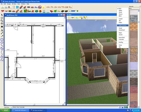 design software 3d home architect design online free charming 3d home