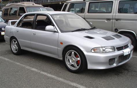 mitsubishi lancer evo 1 mitsubishi lancer evo 1 generation evo auto